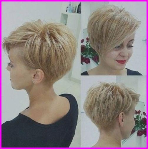 Kurzhaarfrisuren Rundes Gesicht Damen 2019 Zonnereizen Kurzhaarfrisuren2019 Frisuren Trendfrisuren N Kurzhaarfrisuren Kurzhaarschnitte Haarschnitt Kurz