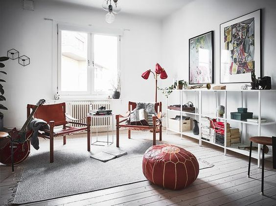 Surprisingly Cute Scandinavian Decor Room