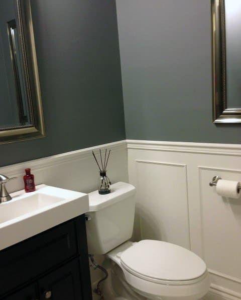 Top 70 Best Chair Rail Ideas Molding Trim Interior Designs In 2020 Moldings And Trim Bathroom Chair Cool Chairs