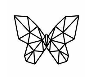Origami Vlinder - Tiny Woods