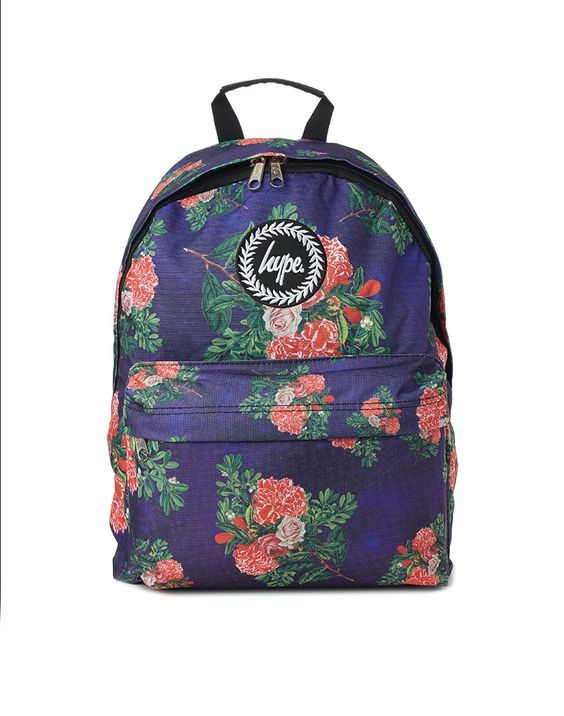 Hype Branches Backpack | Branches Bags And Schools