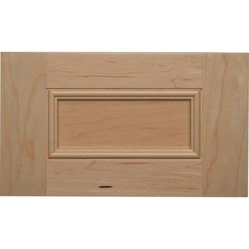 Drawer Front Sample Unfinished Maple Square Veneer Panel Applied Molding 15 Inch Width X 7 Inch Height 1111 Am6 S03 E16 Drawer 15wx7h Veneer Panels Drawer Fronts Quality Cabinets