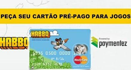 Habbo Cartão Amigo - Cartão Pré-Pago para Jogos http://www.meuscartoes.com/2015/05/habbo-cartao-amigo-pre-pago-jogos.html
