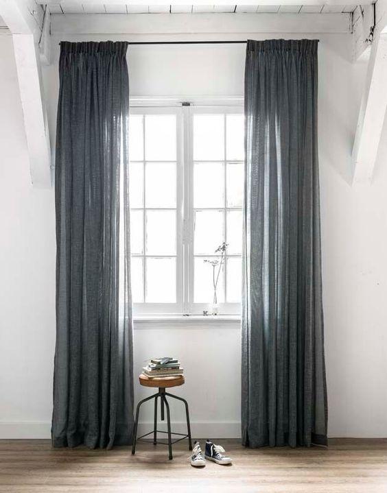 Karwei gordijnen zorgen voor veel sfeer in huis for Gordijnen voor slaapkamer