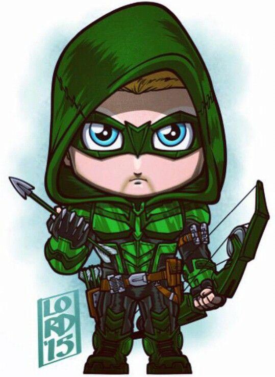Green Arrow - Arkham Knight style