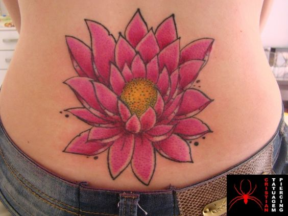 #tattoo #lótus