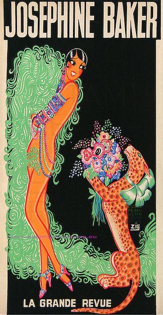 Josephine baker, Dancers and Frances o'connor on Pinterest