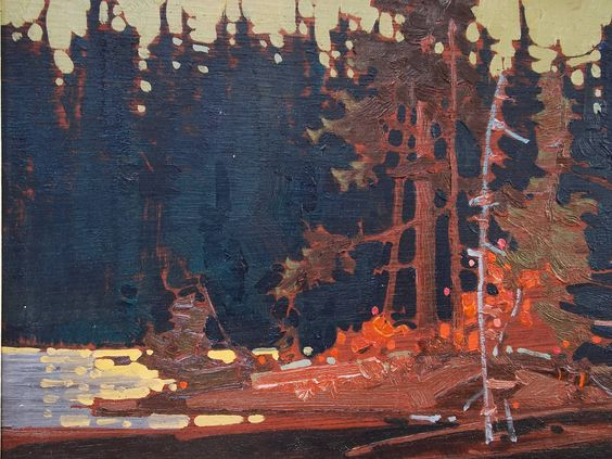 Robert Genn Canadian artist  EBTH  online auction