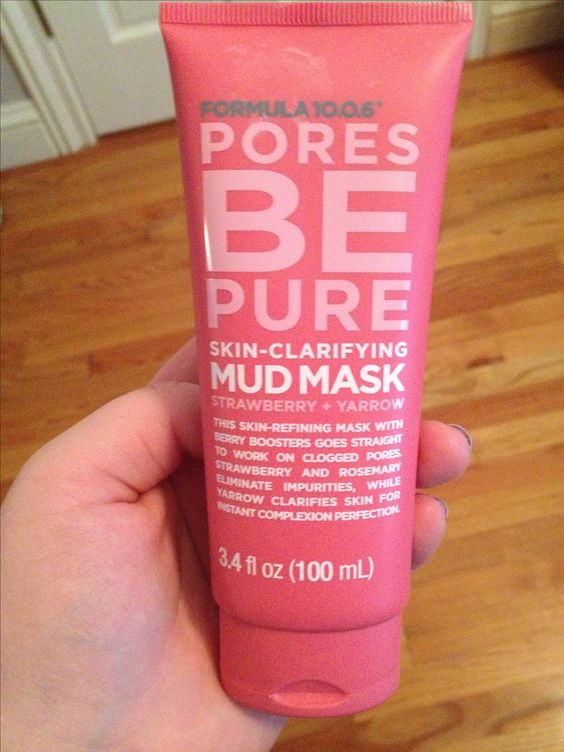 One of the best face masks I've tried. Minimizes pores on the first use..