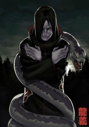 Orochimaru #Naruto