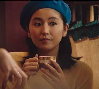 ベレー帽が可愛い長澤まさみさん