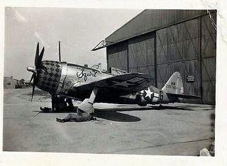 1945 P-47 Thunderbolt