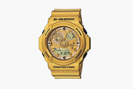 "G-Shock ""Crazy Gold"" シリーズ"