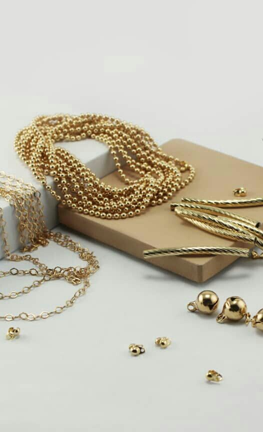 Materiales Para Bisutería Gold Bracelet Jewelry Gold