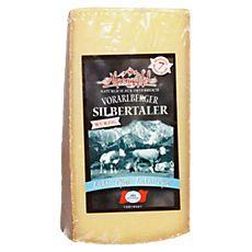 Vorarlberger Silbertaler österreichischer Schnittkaese 300 g