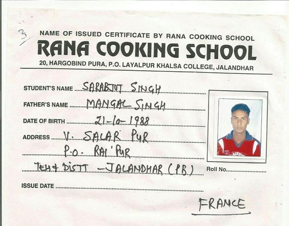 Pin by Rana Cooking School on Certified Students Pinterest - emc storage engineer sample resume