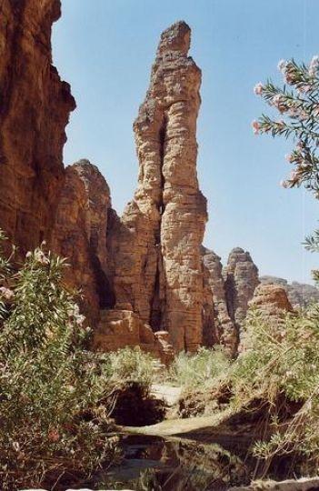 منظر طبيعي خلاب بضواحي جانت ولاية إليزي Photos Alger
