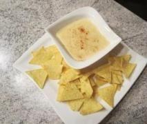 Käsedip fast wie im Kino (Nachos, Tortillia-Chips)