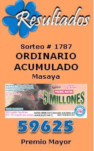 Resultados Loteria Nacional de Nicaragua martes 26/1/2016. Ver: http://wwwelcafedeoscar.blogspot.com/2016/01/loteria-nacional-de-nicaragua-resultados.html