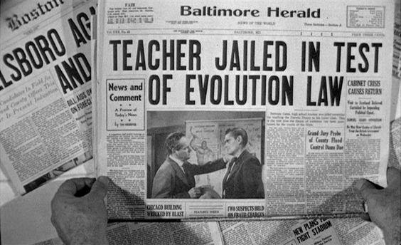 evolutionists in inherit the wind The evolution vs creationism argument is at the center of the jerome lawrence-robert e lee broadway play inherit the wind evolutionists white--of the argument.