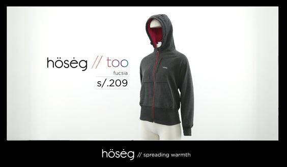 hösėg // too // fucsia ==== US $70