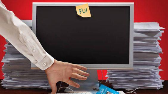 7 casos bizarros de infantilidade no ambiente de trabalho