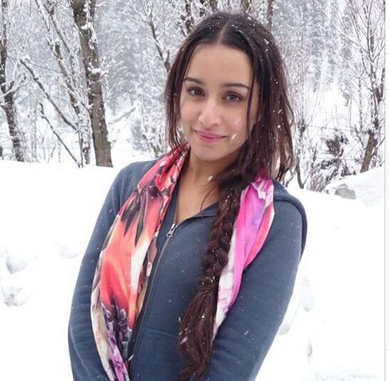 Shraddha Kapoor goes down the memory lane during the shooting of Haider.