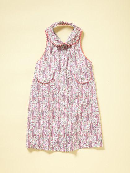 Paisley Backless Dress by Elephantito at Gilt