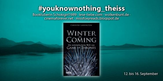 Winter is Coming - Tag 1 | Thementour #youknownothing_theiss