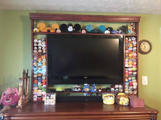 Disney Tsum Tsum Display: