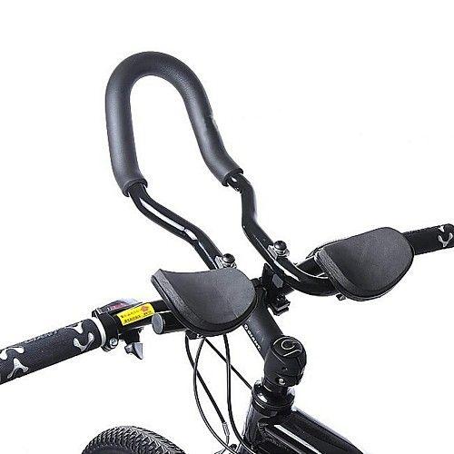 Bike Handlebar Armrest Bars Cycling Mountain Bike Mtb Road Bike Fixed Gear Bike Cycling Black 2020 Us 33 98 Bike Mtb Bike Racing Bikes