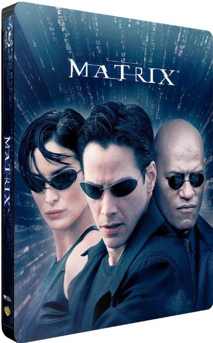 Matrix [Blu-ray + Copie digitale - Édition boîtier SteelBook]