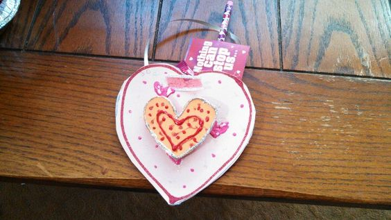 Valentine and magnet