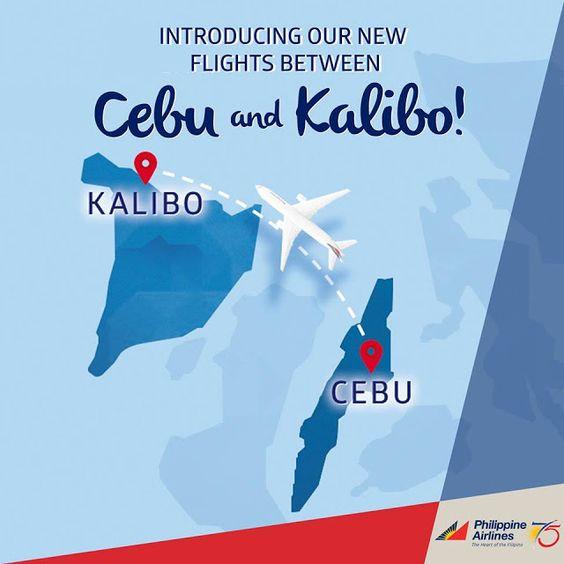 Philippine Airlines Promo Fares 2016 - 2017: Cebu to Kalibo Direct Flight via…