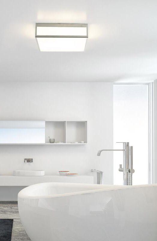 Leds C4 Flow Eine Deckenleuchte Die Sich Besonders Gut Fur Den Badbereich Eignet Ist Die Leds C4 Flow Deckenleuch Beleuchtung Decke Deckenleuchte Bad Und Badezimmer Dekor