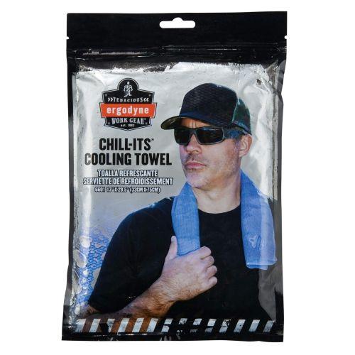 Ergodyne Chill Its 6601 Economy Evaporative Cooling Towel