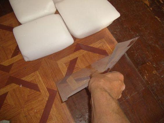 Self Stick Floor Tiles On Concrete: Dry Ice, Vinyl Tiles And Vinyls On Pinterest