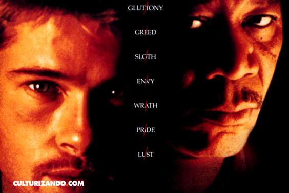 10 cosas que tal vez no sabías sobre la película 'Se7en' (1995) - culturizando.com   Alimenta tu Mente