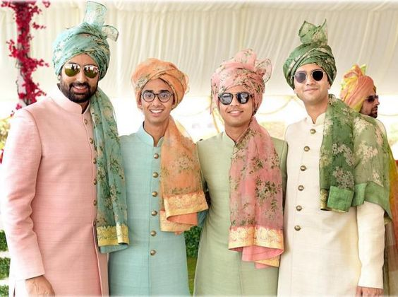 Bachchans Gave A New Definition To Royal Avatars At A Recent Big Fat Wedding In Abu Dhabi - BollywoodShaadis.com