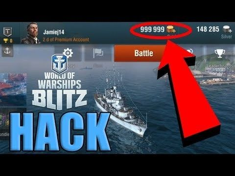 World Of Warships Blitz Hack 2019 Free Golds No Survey Warship Cheating Marvel Future Fight