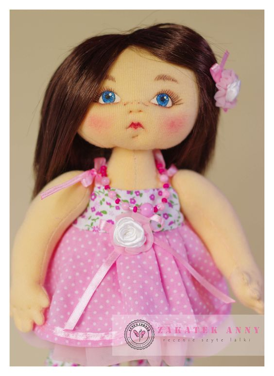 Hand made doll - Asia