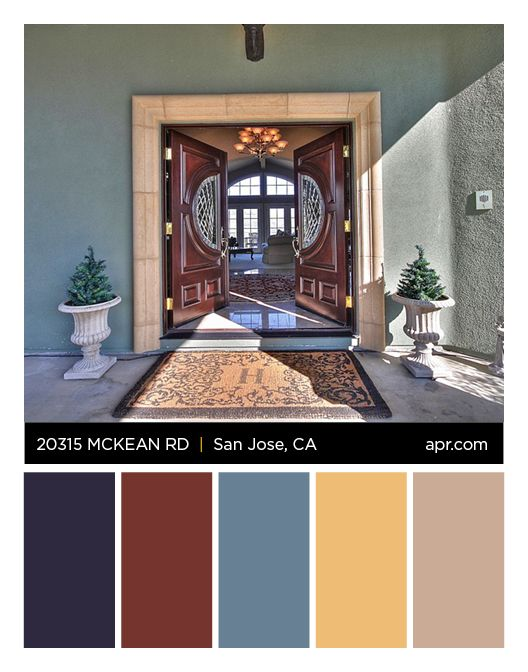 Surprising Front Door San Jose Ca Contemporary Plan 3d House