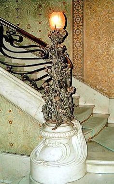Casa Manuel Felip. 1901. Architect: Telm Fernández i Janot
