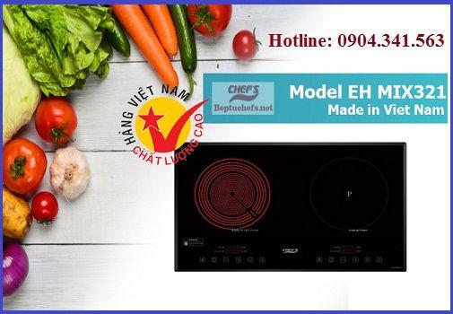 Bếp điện từ Chefs EH MIX321 có xuất xứ ở đâu?