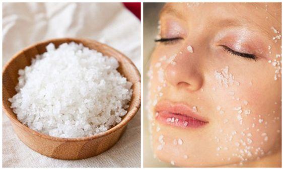 Tắm trắng da bằng muối biển cực kỳ lợi hại