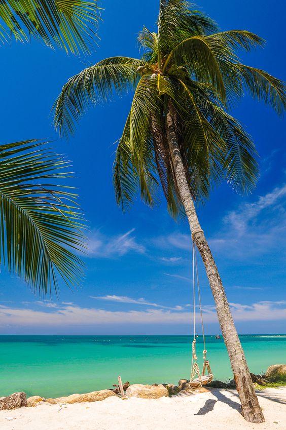 isla de Ko Pha Ngan, Tailandia