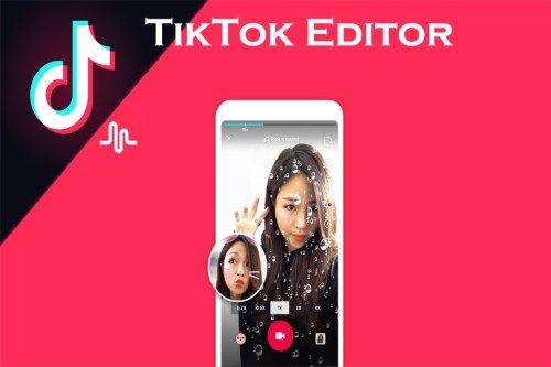 Tiktok Editor How To Edit Tik Tok Video After Posting Best Tik Tok Editing Apps Tecteem Tok Video App App