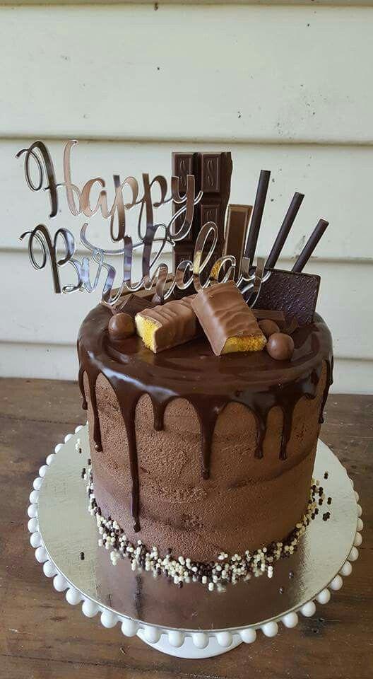 Decorating Ideas Schoko Cake Dekor With Images Chocolate Cake