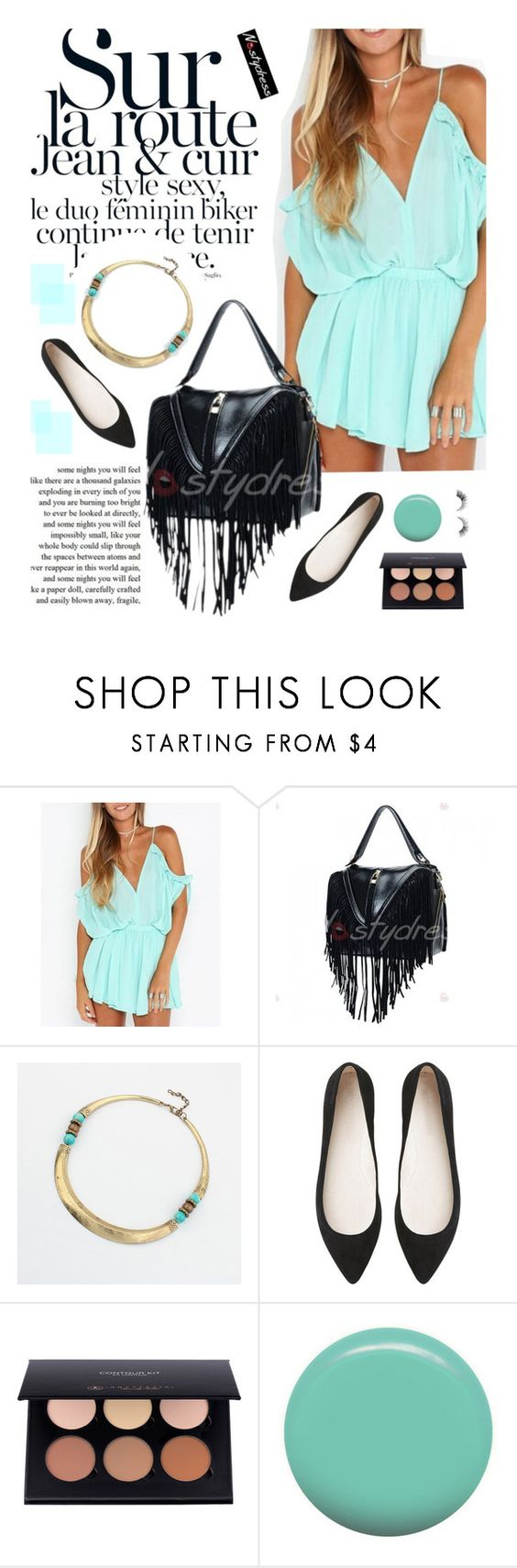 """""""Nastydress 37/1"""" by merima-kopic ❤ liked on Polyvore featuring Privé, Witchery, Jin Soon and nastydress"""