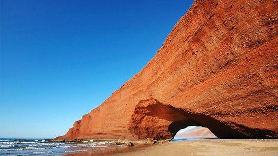 Agadir, Morocco: Beach Agadir, Dream Vacations, Destinations Places, Breathtaking Beaches, Beach Daily